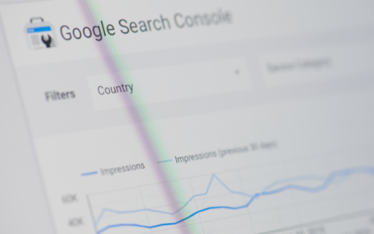 Google Search Console update