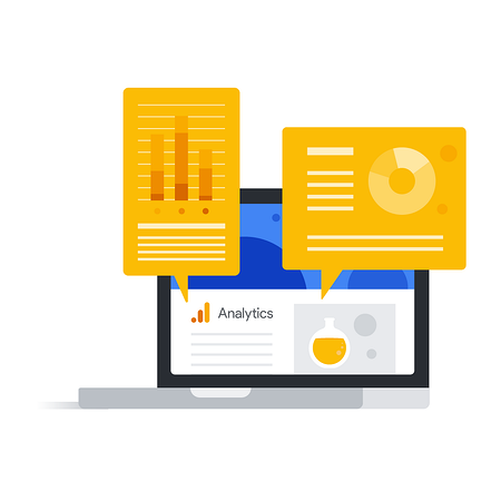 Google Analytics illustration